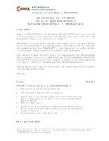 NHỮNG ĐIỂM CẦN LƯU Ý TRONG CHẾ ĐỘ KẾ TOÁN DOANH NGHIỆP BAN HÀNH THEO THÔNG TƯ SỐ 200/2014/TT-BTC