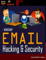 Email hacking and security