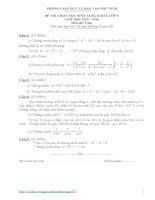 Đề  đa HSG toán 8 phù ninh 2015 2016