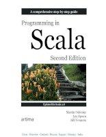 Artima programming in scala 2nd