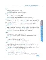 Ebook Chuyên đề Tự học đột phá ngữ pháp tiếng Anh: Phần 2