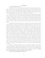 SKKN Rèn kĩ năng viết văn miêu tả cho học sinh dân tộc thiểu số lớp 5.