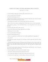 Soạn bài lớp 12: Nghị luận về một tác phẩm, một đoạn trích văn xuôi