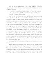 TIỂU LUẬN   một số QUAN điểm cơ bản của hồ CHÍ MINH về văn hóa, vận DỤNG tư TƯỞNG hồ CHÍ MINH về CON NGƯỜI và văn hóa TRONG TÌNH HÌNH HIỆN NAY