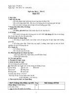 giáo án ngữ văn 7 bài  15