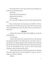 PHÂN TÍCH THỰC TRANG về HOẠT ĐỘNG đào tạo và PHÁT TRIỂN NGUỒN NHÂN lực tại cơ QUAN THANH TRA bộ tài CHÍNH
