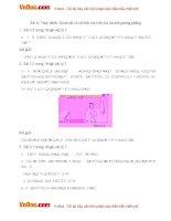 Giải bài tập SGK Vật lý lớp 7 bài 6: Thực hành: Quan sát và vẽ ảnh của một vật tạo bởi gương phẳng