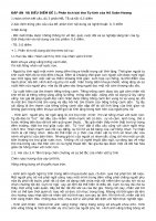 Cảm nhận bài thơ Tự tình II của Hồ Xuân Hương