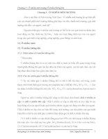 Bài giảng Cơ sở Khoa học Môi trường (Chương 3 ON Không khí)