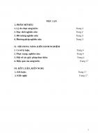 Một số biện pháp rèn kỹ năng viết đúng chính tả cho học sinh lớp 5