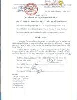 Công bố thông tin về Hội đồng quản trị 111CBTT   BN signed