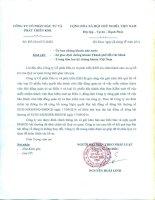 20141010 20141010   KSH   Dinh Chinh Nghi Quyet Va Bien Ban Hop DHDCD Bat Thuong Nam 2014