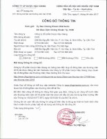 CBTT duong link bao cao thuong nien 2016