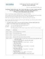 B Chuong trinh - the le bieu quyet