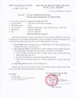 Cong bo thong tin ky ket HD kiem toan BCTC nam 2013
