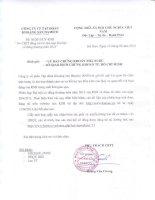 20130614 KSH CBTT Tai Lieu Hop DHCD Thuong Nien Nam 2013