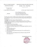 20140829 20140829   KSH   CBTT Thoi Gian Dia Diem Va Duong Link Cung Cap Tai Lieu Hop DHDCD Bat Thuong Nam 2014