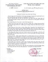 Thông báo về việc nghỉ tết Nguyên đán Đinh Dậu 2017 | IUH - Trường Đại học Công nghiệp TP.HCM