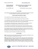 Quyết định 25 2016 QĐ-UBND Quy định chức năng, nhiệm vụ, quyền hạn và cơ cấu tổ chức của Văn phòng Ủy ban nhân dân tỉnh Sóc Trăng