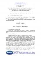 Nghị quyết 01 2004 NQ-HĐTP Hướng dẫn quy định BLDS về bồi thường thiệt hại ngoài hợp đồng