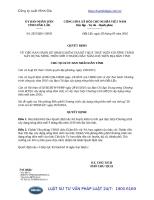 Quyết định 2853 QĐ-UBND về Kế hoạch kiểm tra kết quả thực hiện Chương trình xây dựng nông thôn mới 9 tháng đầu năm 2016 trên địa bàn tỉnh Đắk Lắk