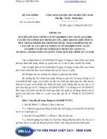 Thông tư 151 2012 TT-BTC sửa đổi, bổ sung Thông tư số 126 2008 TT-BTC ngày 22 12 2008 và Thông tư số 103 2009 TT-BTC ngày 25 5 2009
