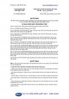 Quyết định 355 QĐ-UBND-NĐ phê duyệt bổ sung kế hoạch sử dụng đất năm 2016 của các huyện, thị xã, thành phố trên địa bàn tỉnh Đồng Tháp