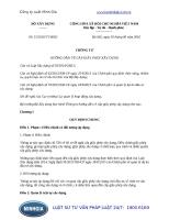 Thông tư 15 2016 TT-BXD hướng dẫn về cấp giấy phép xây dựng