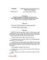 Nghị định 04 2012 NĐ-CP về việc sửa đổi, bỏ sung điều 5 của NĐ 79 2007 NĐ-CP của CP về cấp bản sao từ sổ gốc, chứng thực bản sao từ bản chính, chứng thực chữ ký