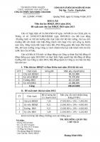 (6) Bao cao tien thu lao HDQT-BKS nam 2015