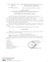 Văn Bản QLNN - Sở Y tế tỉnh Bắc Giang 1495qd.pdf.signed