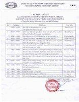 2. NTP   Chuong trinh DHCD thuong nien 2016