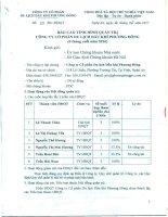 PDC Báo cáo tình hình quản trị 6 tháng cuối năm 2016