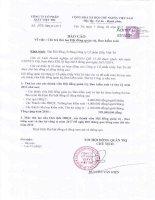 Báo cáo chi trả thù lao HĐQT, BKS