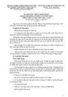 10. Nguyen tac, the le bieu quyet tại DHDCD