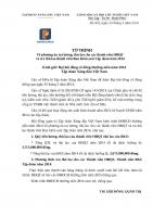 13.To trinh phuong an thu lao HDQT va BKS 2014 (24.5.2014)