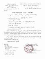 Thong bao 453 ngay 31.3.2016 Cong bo thong tin bat thuong