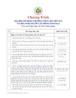 Chương trình ĐHCĐ thường niên lần thứ XIV và Hội Nghị Người Lao Động năm 2014