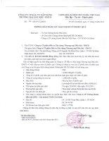 Thông báo đăng ký giao dịch cổ phiếu quỹ   Công ty CP ĐT XD TM Dầu Khí - IDICO co phieu quy0001