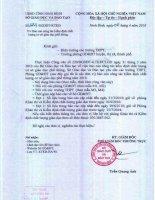 634070080564257500CV so 324  Ve viec bao cao cong tac kiem dinh chat luong co so giao duc pho thong