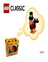 LEGO Hướng dẫn rap con gà Thổ Nhĩ Kỳ
