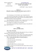 Thông tư 08 2013 TT-BYT Hướng dẫn về quảng cáo thực phẩm thuộc phạm vi quản lý của Bộ Y tế