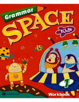 Grammar space kids 1 workbook
