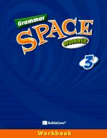 Grammar space beginner 3 workbook keys