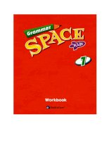 Grammar space kids 1 workbook keys