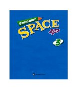 Grammar space kids 3 workbook keys