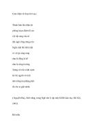 Cảm nhận về 3 khổ cuối bài thơ ánh trăng của nguyễn duy