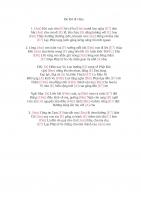 Lời bài hát hợp âm guitar Bé thơ đi chùa