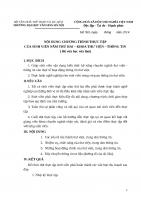 Nam 2 Mẫu văn bản thực tập Hệ Vừa làm vừa học