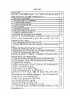Download Đồ Án Tốt Nghiệp Ngành Khai Thác Dầu Khí Trường Đại Học Mỏ Địa Chất Hà Nội  THIẾT KẾ KHAI THÁC DẦU BẰNG PHƯƠNG PHÁP GASLIFT CHO GIẾNG 1604 – BK16 Ở MỎ BẠCH HỔ